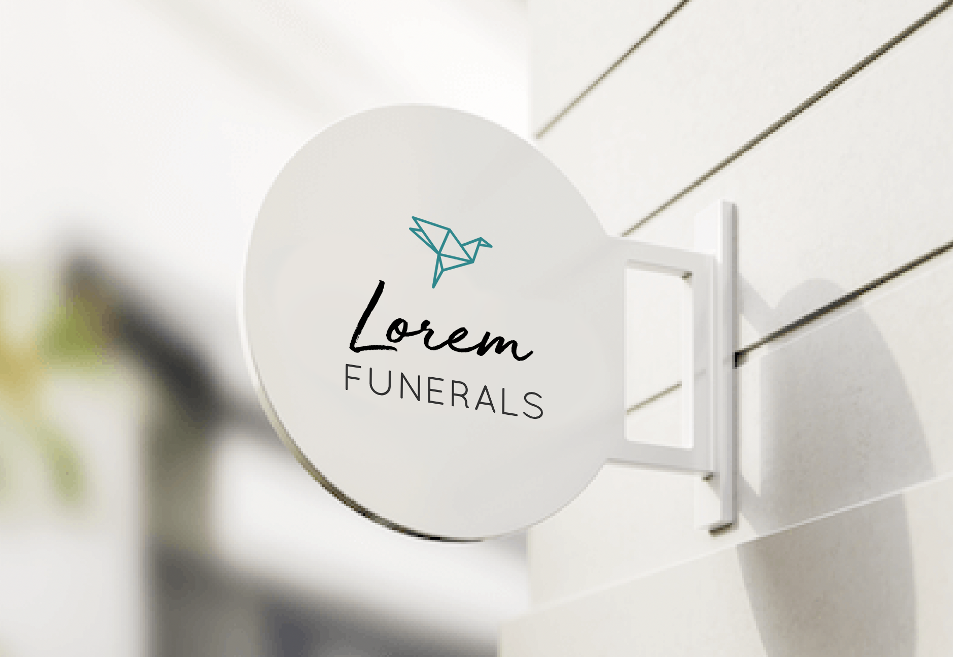 lorem sign